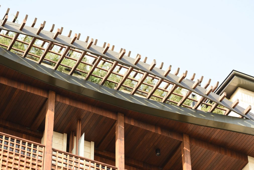 Architecture - cedrus - exterior - building