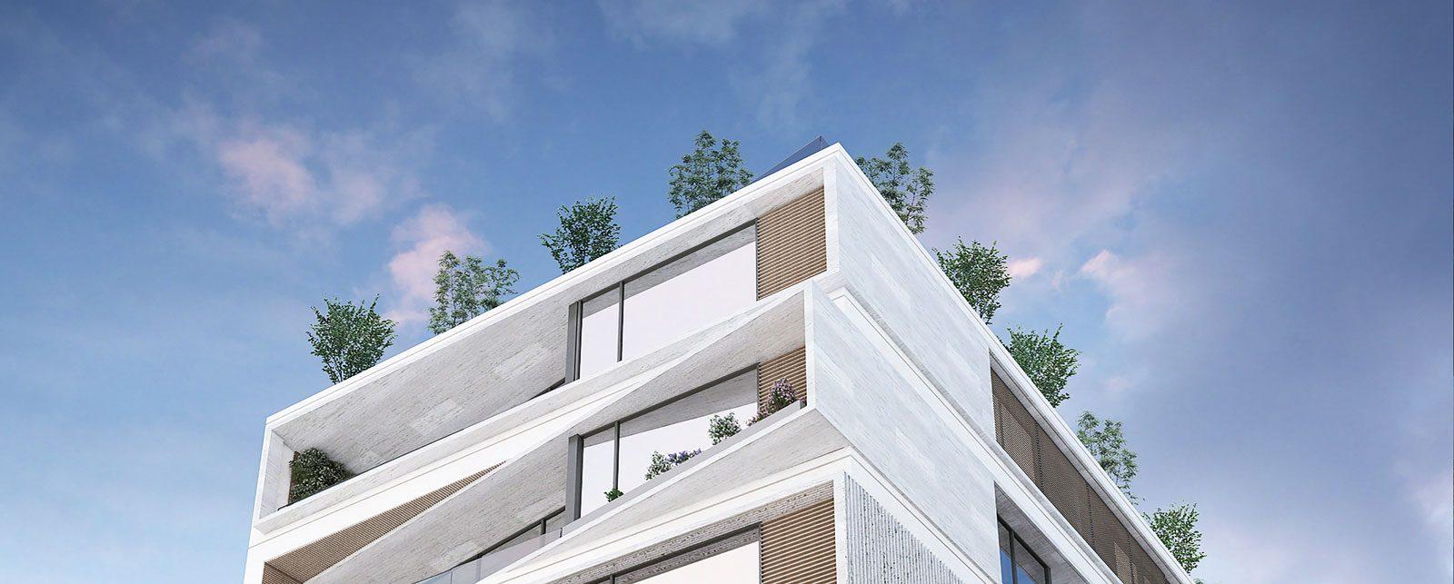 Sepinoud Residential Building
