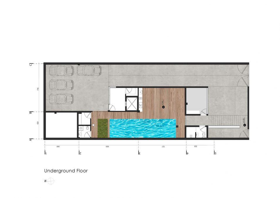 Architecture - cedrus - exterior - villa - Qom